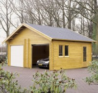 Lugarde Garage Kent 650x500cm 44mm
