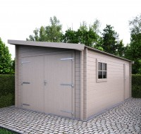 Biancasa Garage Gina 326x536cm 45mm