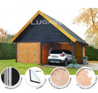 Lugarde Garage Woodville 586x486cm PS11